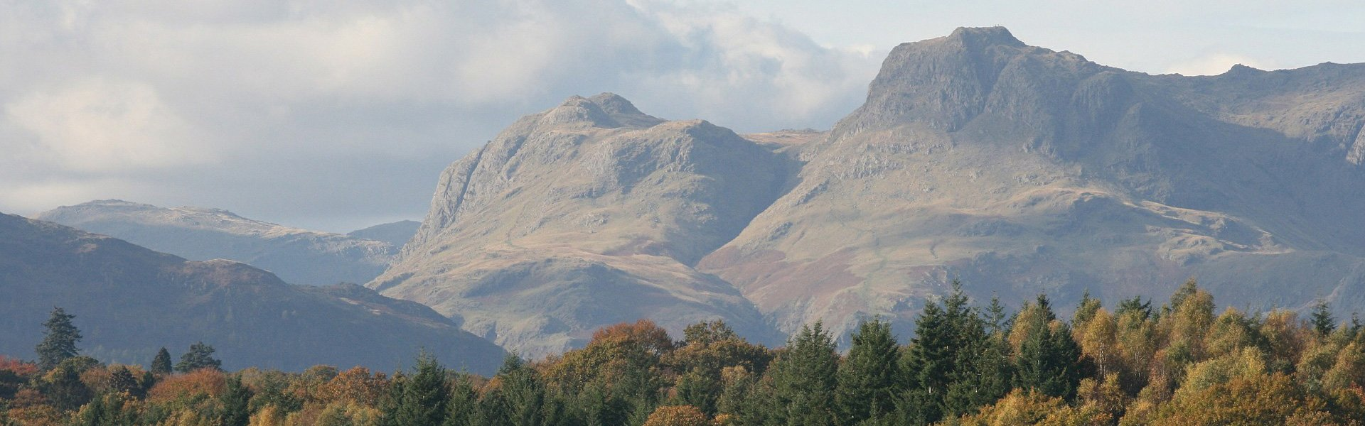 Cumbria Mountains